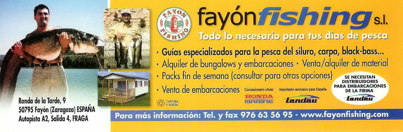 FAYÓN FISHING